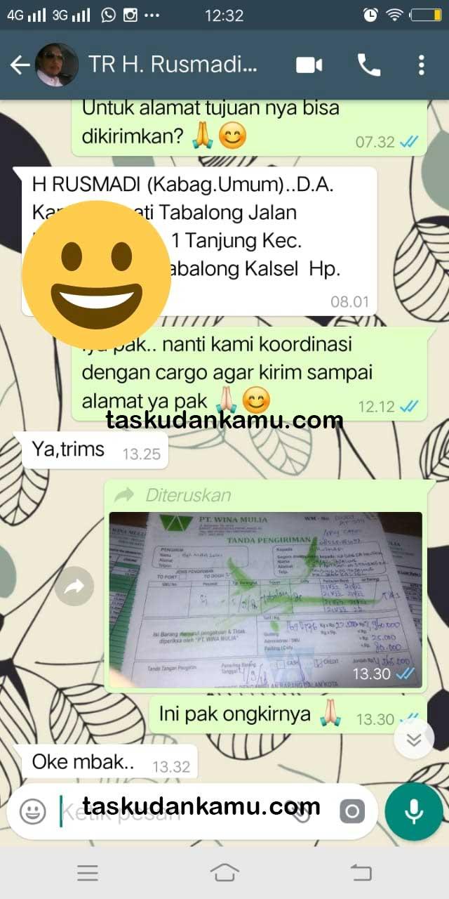 Tas Seminar Kalimantan